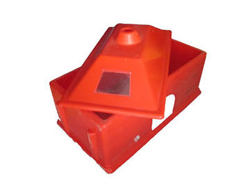 High Durable Red Piglet Incubator Heat Preservation PVC / BMC Material